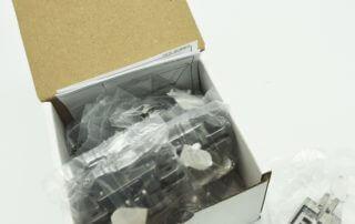 scatola confezionata